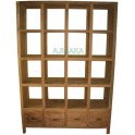 TS-351 Showcase Recycled Teak
